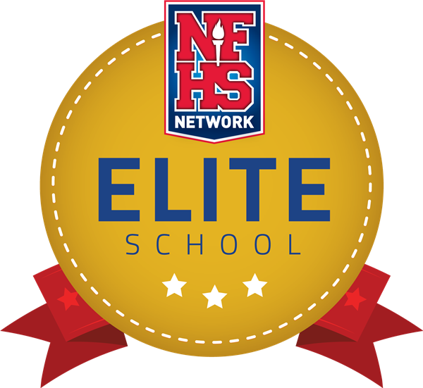 NFHS Elite Broadcast Program logo
