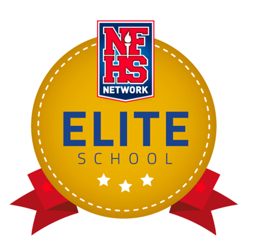 NFHS Elite School logo