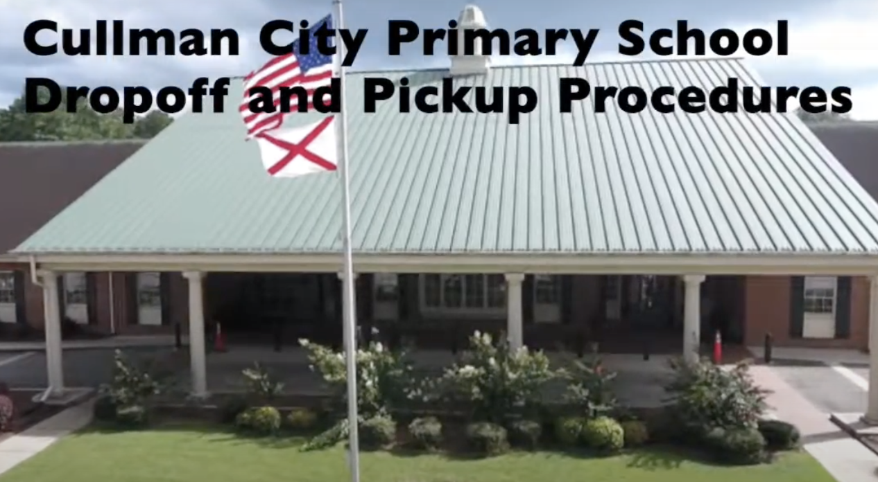 click here for the drop-off and pick-up procedures video