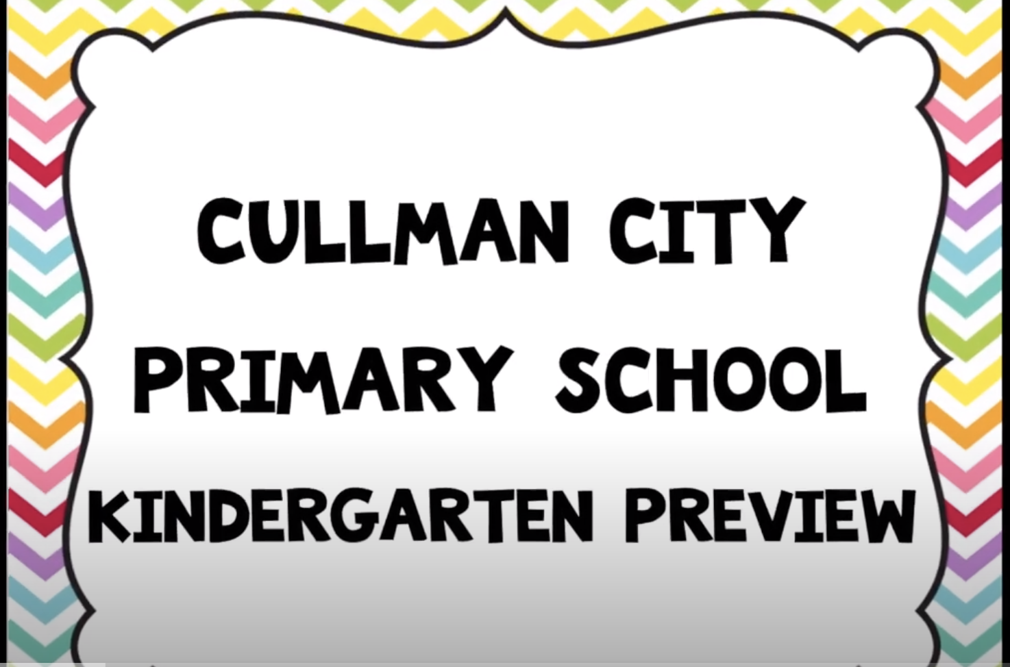 click here to view the CCPS kindergarten preview video